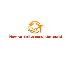 How to fall around the world