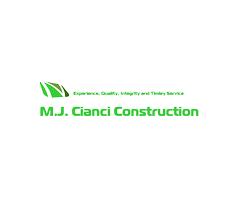 M.J. Cianci Construction