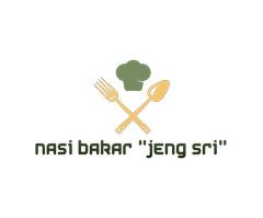 "Nasi Bakar ""Jeng Sri"""